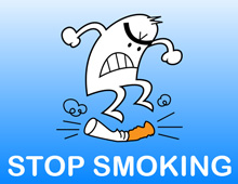 NHS Stop Smoking
