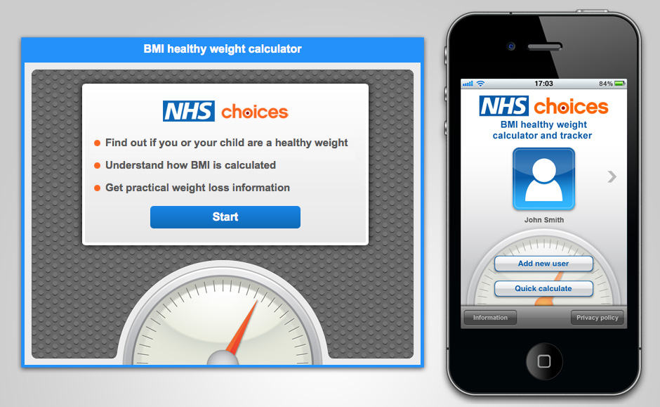 NHS_BMI-app-feature